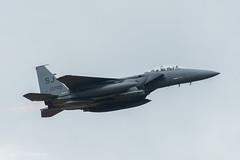 USAF, McDonnell Douglas F-15E Strike Eagle (88-1700/SJ), 4th FW/336th FS (mattmckie98) Tags: aircraft aviation airforce military lakenheath raf nikon jet fighter f15
