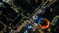 Banqiao City-板橋城市 (WANG Design Photographer) Tags: banqiao 板橋 空拍 dji mavic 2 pro 攝影 城市 city 夜景 夜晚 night