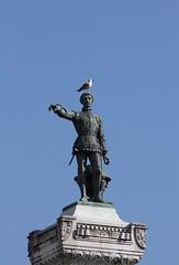 Porto henri le navigateur statue (patrick555666751 THANKS FOR 6 000 000 VIEWS) Tags: porto henri le navigateur statue bleu bla blue blau azul azzuro portus cidade invicta oporto portugal europe europa atlantic atlantique atlantico 13941460 patrick55566675
