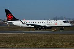 C-FRQW (Air Canada express - Sky Regional) (Steelhead 2010) Tags: aircanada aircanadaexpress skyregional embraer emb175 yyz creg