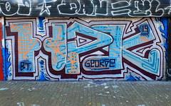 Schuttersveld (oerendhard1) Tags: graffiti streetart urban art rotterdam oerendhard crooswijk schuttersveld hpk hpkz bt
