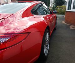 Porsche997Gen2CarreraForSale-11 (m00nigan) Tags: leigh england unitedkingdom porsche 9972 for sale guards red