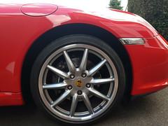 Porsche997Gen2CarreraForSale-9 (m00nigan) Tags: leigh england unitedkingdom porsche 9972 for sale guards red