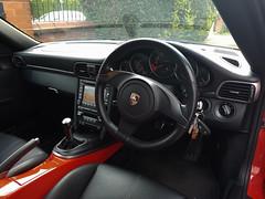 Porsche997Gen2CarreraForSale-5 (m00nigan) Tags: porsche 9972 for sale leigh england unitedkingdom guards red