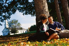CB039214 (Daniel0556) Tags: 2 adults autumn books churches colorphotography couples education females halflengthportraits halflengthstudioportraits males men observing people photography portraits seasons students studioportraits trees women youngadults