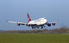 "G-VAST ""Ladybird"" (yorkboatclub) Tags: gvast boeing 747 manchester man egcc virginatlantic"