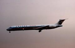 B-2147 (IndiaEcho) Tags: b2147 china northern mcd douglas md82 hong kong kai tak hkg aircraft aeroplane aviation airport airfield