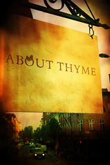 About Thyme (Steven & Joey Thompson) Tags: spanish restaurant about thyme victoria