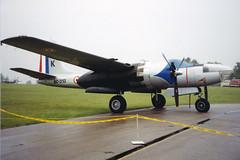 "A-26 CWH at Wings of Eagles Batavia 1994-1996 (2) (Andrew ""MuseumAndy"" Boehly) Tags: douglas douglasa26invader airplanes aircraft airshow plane batavia newyork"