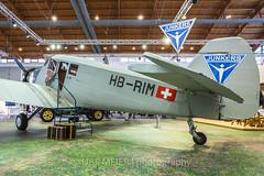 Junkers F-13 (HB-RIM) (murliCH) Tags: aero2019 friedrichshafen