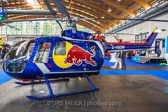 BO-105 (D-HSDM) (murliCH) Tags: aero2019 friedrichshafen helicopter