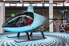 CH77 (murliCH) Tags: aero2019 friedrichshafen helicopter