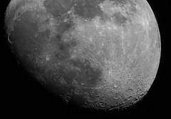Moon 15.04.2019 (alexander_skaletz) Tags: astrophotography moon dark sky night nikon canon spring moonlight moonnight space astronomy nightphotography nightshot nightskys nightscape april half halfmoon canoneos600d blackandwhite withe black deepsky