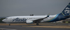 Taxiing (Scott 97006) Tags: jet runway taxi commercial alaska airlines