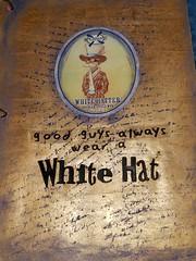 Good Guys - Beer Label (limerickme) Tags: mixed media art journal