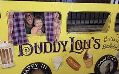Noah & Hudson School Busin' 2 (Javcon117*) Tags: buddylous hancock maryland md washington county frostphotos javcon117 restaurant mainstreet noah hudson school bus pretend