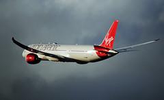 Virgin Atlantic 787 Dreamliner (Infinity & Beyond Photography: Kev Cook) Tags: virgin atlantic airways boeing 787 7879 b787 dreamliner aircraft airplane airliner london heathrow airport lhr photos planes
