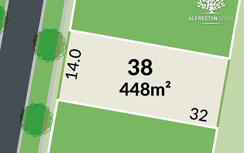 Lot 38 , Lugano Avenue, Alfredton VIC 3350
