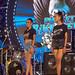 Girls and Bikes. Phuket Bike Week 2019, Patong beach, Thailand