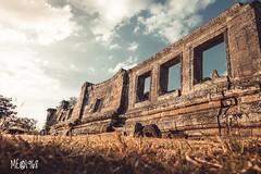Cambogia - Una finestra dal passato. (iw2ijz) Tags: travel trip viaggio khmer rovine ruins unesco nikon reflex d500 cambodia cambogia preahvihear tempio temple