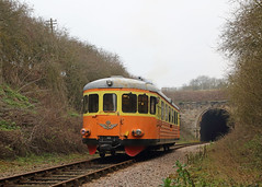 Helga (Treflyn) Tags: swedish railcar dmu rail car helga wansford tunnel nvr nene valley railway dropped off gallery photo charter 30742 charters photography day