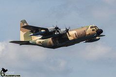 EHEH 5-4-19 KC-130H TK.10-05 31-50 312 Esc. (Goldenflyer) Tags: eheh 5419 kc130h 312 esc a nice visitor during eart tankermeet eindhoven airbase corne goud goldenflyer hercules c130 takeoff camo