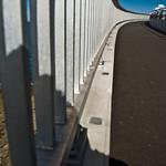Detail - Sea Cliff Bridge Ocean Views through Railing thumbnail