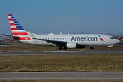 N952AA (American Airlines) (Steelhead 2010) Tags: americanairlines boeing b737 b737800 yyz nreg n952aa