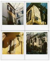 Aretousas street ... (@necDOT) Tags: greece grece athenes athens montage