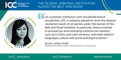 ICC Belt and Road Ambassadors (International Chamber of Commerce) Tags: belt road bri ambassador china commission dispute resol disputeresolution mediation arbitration icccourt iccinternationalcourtofarbitration