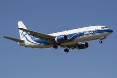 VP-BCJ ATRAN-Aviatrans Cargo Airlines Boeing 737-46Q(SF) (Nathan_Ivanov) Tags: airplane aircraft vko vnukovo uuww spotting boeing boeing737 atran volgadnepr
