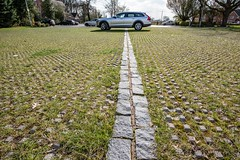 Grassgrid (Charcon Commercial Hard Landscaping - Spec Team) Tags: charcon hard landscaping grassgrid permeable paving grass parking extra occasional overflow concrete