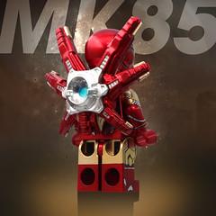 Lego Custom by HOBBYBRICK (zerobaek0100) Tags: lego minifigure custom hobbybrick handcraft realcustom luxury collection comingsoon avengers ironman endgame mk85 arttoy limitededition 199 movie marvel