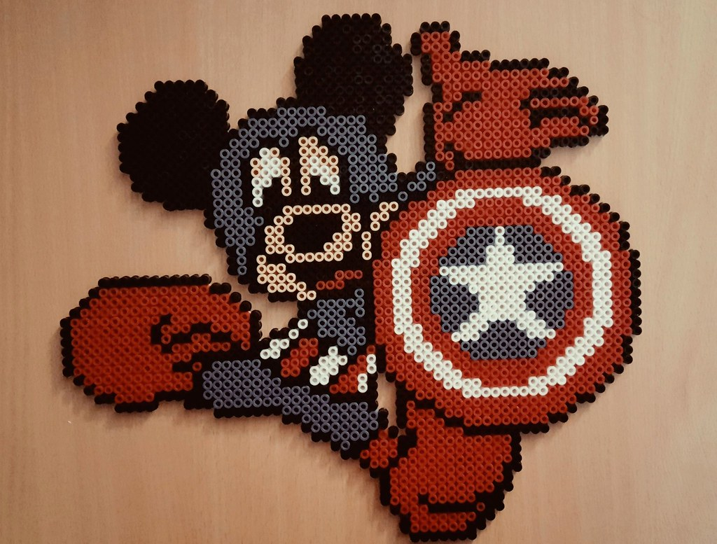 The World's Best Photos of disney and pixelart - Flickr Hive