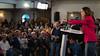 Rosa Romero en el mitin de campaña en Ciudad Real. (16/04/2019)