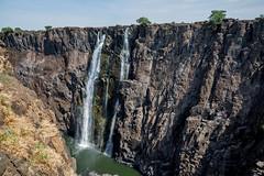 Водопад Виктория (Oleg Nomad) Tags: африка замбия водопад виктория скалы zambia africa victoria fall rocks travel