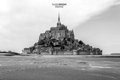 Le majestueux Mont Saint-Michel - Normandie (cyrillebaissac) Tags: montsaintmichel lemontsaintmichel normandie manche normandietourisme merveille baiedumontsaintmichel