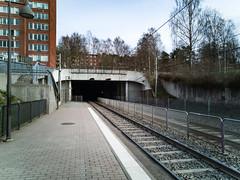 20190410 Galileis gata (Sina Farhat) Tags: galileisgata tram spårvagn tracks spår spring vår göteborg gothenburg sweden sverige 031 mobile raw huaweimate20lite lightroomclassiccc