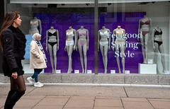 Feel Good (stevedexteruk) Tags: mannequin dummy shop store fashion underwear london uk 2019 feelgood springstyle
