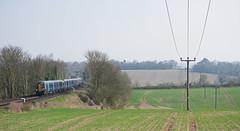 Kent Kommuterism (Trev 'Big T' Hurley) Tags: 375 class375 electrostar southeastern polhill kent emu electricmultipleunit