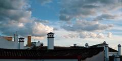 Sevillan rooftop (joannab_photos) Tags: spain andalucia sevilla rooftop sky