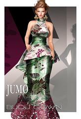 Bijou Gown AD2 (junemonteiro) Tags: jumo originals chic gown glamour maitreya belleza slink
