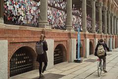 Milano - Università Statale degli Studi (Bruno Carrettoni) Tags: fujifilm leica città milano