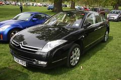 Citroen C6 (Pentakrom) Tags: bedfordshire classic motor show woburn 2014 citroen c6