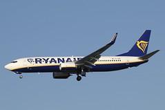 EI-GDR (LIAM J McMANUS - Manchester Airport Photostream) Tags: eigdr ryanair ryr fr boeing b737 b738 b73h 738 73h boeing737 boeing737800 egcc manchester man