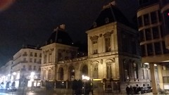 (sftrajan) Tags: hôteldeville night lyon architecture france 2019