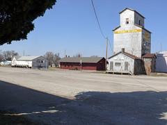 20090321 14 Grain Elevator, Viola Illinois