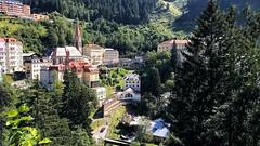 Salzburger Land - BAD GASTEIN - Ortsansicht (monte-leone) Tags: bad gastein salzburg salzburger land landscape landschaft stadt city panorama