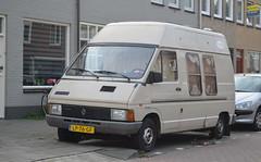 1983 Renault Trafic T420 Camper LP-76-GF (Stollie1) Tags: 1983 renault trafic t420 camper lp76gf tilburg