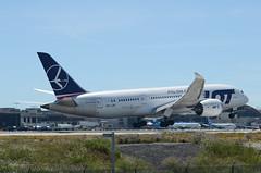 LOT 787-800 Dreamliner (SP-LRC) LAX Approach 5 (hsckcwong) Tags: lotairlines lot polishairlines 787800 7878 787 dreamliner splrc lax klax